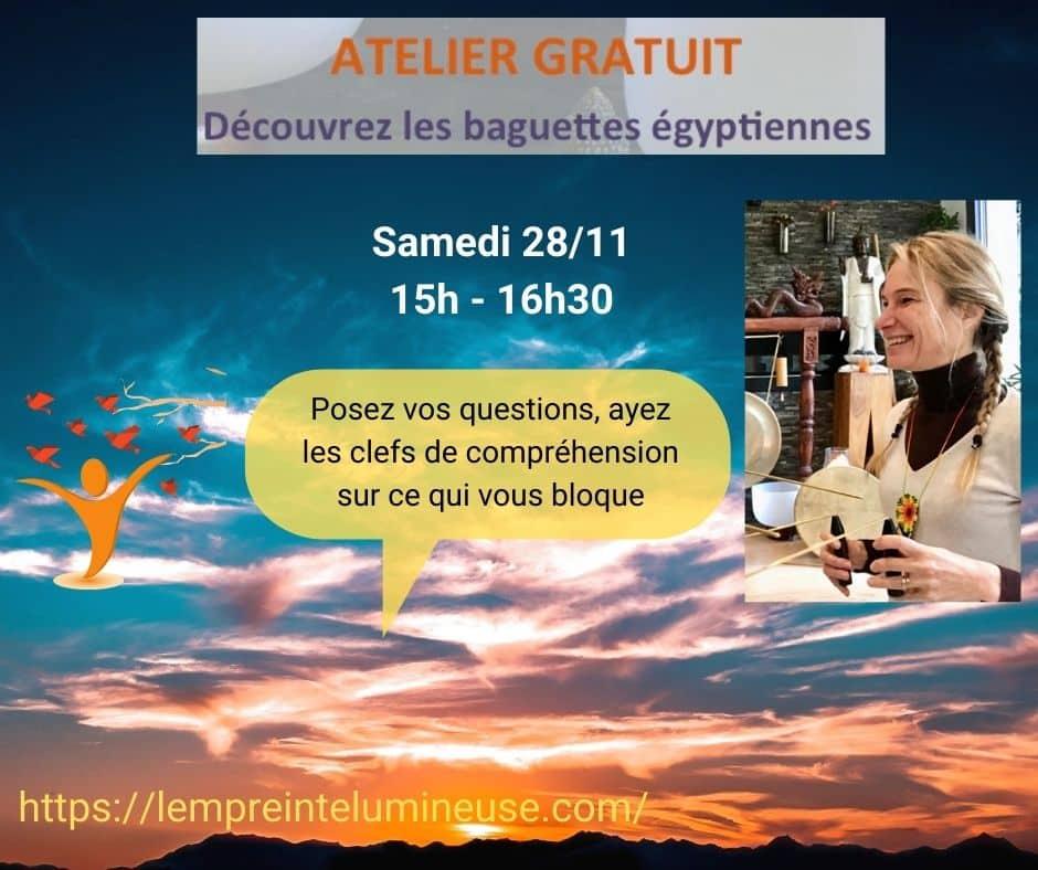 <a href='https://lempreintelumineuse.com/atelier-gratuit-samedi-28-11-15h-decouvrez-la-methode-de-liberation-emotionnelle-energetique-avec-les-baguettes-de-sourcier/'>Atelier gratuit samedi 28/11 15h : découvrez la méthode de libération émotionnelle énergétique avec les baguettes de sourcier</a>